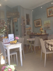 salon de thé cosy normandie